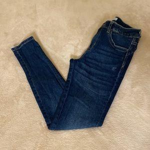Zara 1975 Denim Skinny Jeans - Size 4
